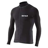 [해외]SIXS Bike 저지 L/S 카본 액티브wear All Black