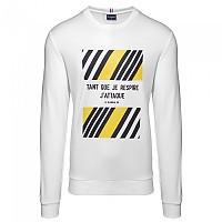 [해외]르꼬끄 Tour De France 2020 팬wear 크루 스웨트 Nº2 New Optical White
