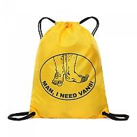 [해외]반스 League Bench Bag Lemon Chrome