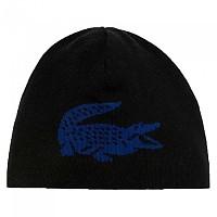 [해외]라코스테 오버사이즈 Contrast 리버서블 Wool Black / Blue