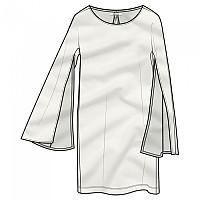 [해외]리플레이 W9483 드레스 Off White