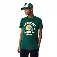 [해외]뉴에라 NFL 헬멧 And Wordmark 그린 Bay 팩ers Dark Green