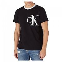 [해외]캘빈클라인 JEANS Round Distorted 포켓 Ck Black