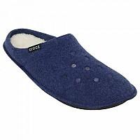 [해외]크록스 Classic Slipper Man136062669 Cerulean Blue / Oatmeal