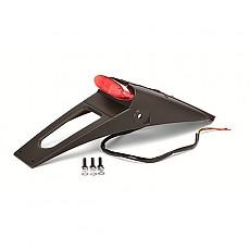 [해외]POLISPORT Tail Light RSP LED 2.0 9137613148 Black / Red
