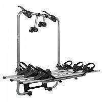 [해외]MENABO Shadow Bike Rack For 3 Bikes 1137584963 Silver / Black