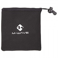[해외]M-WAVE Rotterdam Pedal Bag 2 Units 1137641507 Black