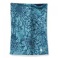 [해외]스마트울 Merino 250 Reversible Pattern 137536257 Wave Blue Traced Dahlia
