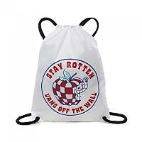 [해외]반스 League Bench Bag White / Chili Pepper