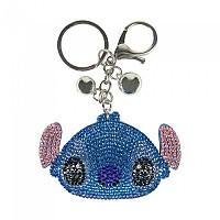 [해외]CERDA GROUP 3D Disney Stitch Key Ring Silver