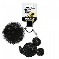 [해외]CERDA GROUP Acrylic Pompom Mickey 137689018 Black