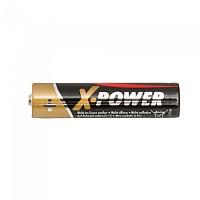 [해외]ANSMANN X-Power AAA 4 Units 1137628914 Black