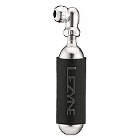 [해외]리자인 Twin Speed Drive CO2 Shrader / Presta 90 D.Head 1 X 16 Cartridge 1135931809 Silver / Hi Gloss