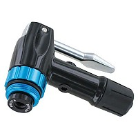 [해외]VAR Spare Head For RP-80600/RP-80300/RP-80200 Pumps 1137673395 Black / Blue
