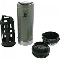 [해외]스탠리 Coffee Pot Frances Classic 470ml 4137182670 Hammertone Green