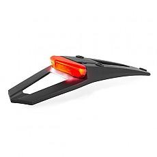 [해외]POLISPORT Tail Light RSP LED 3.0 9137613171 Black / Red
