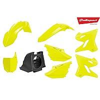 [해외]POLISPORT Kit Restyling Yamaha YZ125/250 02-20 9137611732 Fluo Yellow