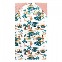 [해외]록시 Saturday Sun Towel Bright White Honolulu S