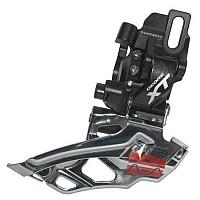 [해외]시마노 Deore XT Dual Pull FD-M 786D6L Direct Mount Down Swing 1137695898 Black