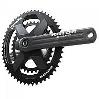 [해외]ROTOR InPower Oval Direct Mount Power Meter 1137685675 Black