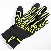[해외]켈미 North Gloves 3137651674 Black / Lime