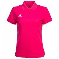 [해외]켈미 Street Short Sleeve Polo Shirt 3137651575 Fuchsia