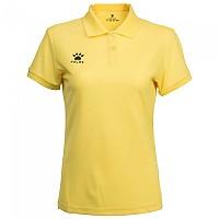 [해외]켈미 Street Short Sleeve Polo Shirt 3137651576 Yellow