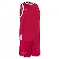 [해외]켈미 Vitoria Kit 3137651380 Red / White