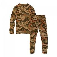 [해외]버튼 Fleece Set 5137700576 Kelp Birch Camo