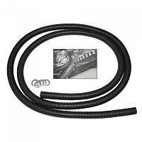 [해외]SCHWARZ Chainrunner 1s Chain Guard 1.43 Meters 1137705216 Black