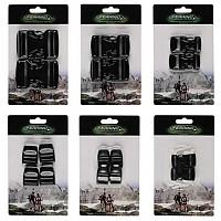 [해외]FERRINO Snap Buckle 50 mm 2 Units 4137088988 Black