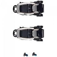 [해외]버튼 Toe Buckle Replacement Set 5136897521 Black