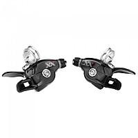 [해외]스램 XX Front&Rear Trigger Shifter Set 1137746829 Black / Grey