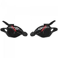 [해외]스램 GX Front&Rear Trigger Shifter Set 1137746836 Black / Red