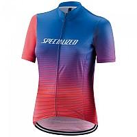 [해외]스페셜라이즈드 RBX Comp Logo Team 1137752364 Pro Blue / Acid Pink