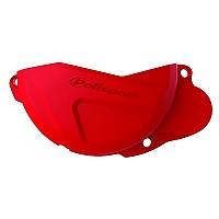 [해외]POLISPORT Clutch Cover Protector Honda CRF250R 10-17 9137612602 Red CR 04
