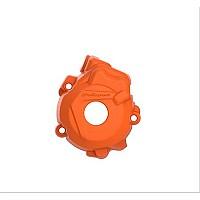 [해외]POLISPORT Ignition Cover Protector KTM SX-F250 13-15 XC-F250 14-15 9137612822 Orange KTM