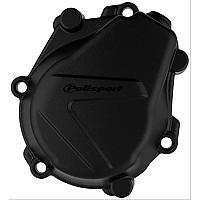 [해외]POLISPORT Ignition Cover Protector KTM SX-F450/500 16-20 Husqvarna 16-20 9137612862 Black