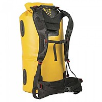 [해외]씨투써밋 Hydraulic Dry Bag with Harness 35L 4136826175 Yellow