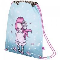 [해외]SAFTA Gorjuss Sparkle & Bloom Drawstring Bag 137760521 Cherry Blossom