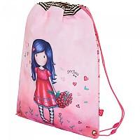 [해외]SAFTA Gorjuss Sparkle & Bloom Drawstring Bag 137760524 Love Grows
