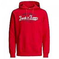 [해외]잭앤존스 Logo 2 Colors 137721093 Tango Red / Regular Fit