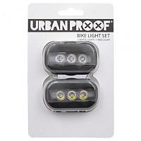 [해외]URBAN PROOF LED Clip Set 1137654285 Black