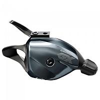 [해외]스램 Shifter GX Eagle Single Click Trigger Rear Discrete Clamp Lunar 1137670807 Grey