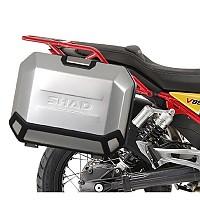 [해외]샤드 4P System Moto Guzzi V85TT 9137764658 Black