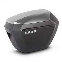 [해외]샤드 Side Cases SH23 Alu 룩 9137764660 Black / Silver
