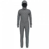 [해외]오들로 One Piece Suit Active Warm Eco Kids 5137501669 Grey Melange / Graphic
