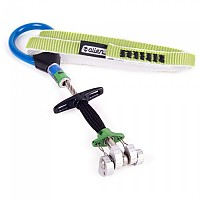 [해외]ALIEN CAMS Revo Hybrid Double 3/8-1/2 4137761337 Blue / Green