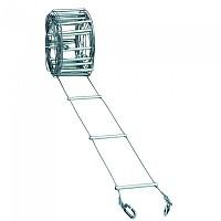 [해외]FIXE CLIMBING GEAR Ladder Steel 12.5 cm 4137760667 Silver