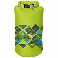 [해외]아웃도어 리서치 Graphic Dry Sack 20L 4136684219 Abstract Wrap Lemongrass